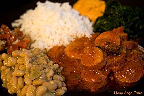 Recette du rougail saucisses, La Réunion | Un Monde Ailleurs, blog de voyages