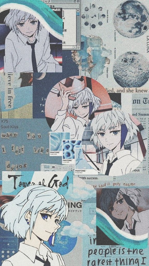 Khun Aguero Agnes Aesthetic Wallpaper Tower Of God Animasi 3d Seni Anime Animasi