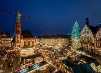 Los 10 mercadillos navideños alemanes más famosos ¡que deberías conocer!