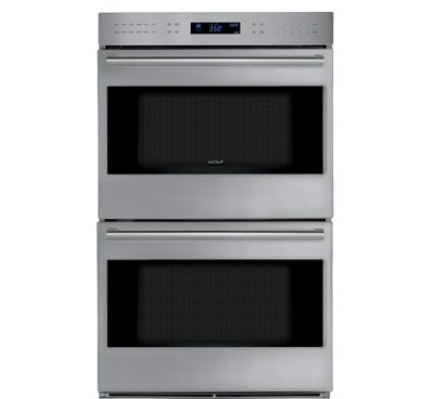 wolf double wall oven for sale new generation m series review with red knobs