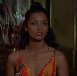 Manuela - James Bond Moonraker  Actress:   Aruban actress Emily Bolton, born in 1951.