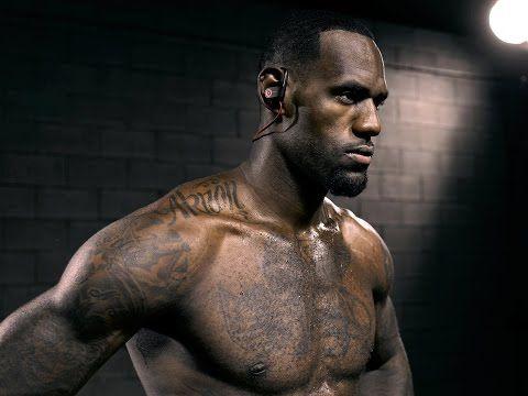 Beats By Dre - LeBron James In Re-Established 2014  - http://www.theinspiration.com/2014/10/beats-dre-lebron-james-%e2%80%acre-established-2014/