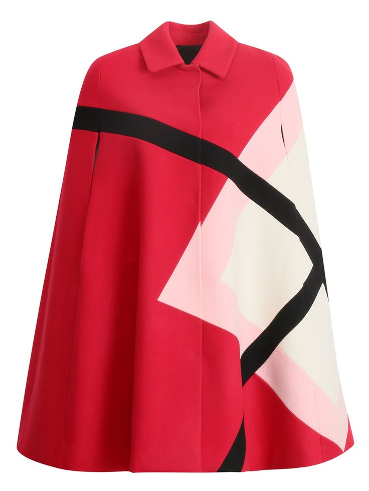 Купить MSGM розовый абстрактный узор (213807), цена на кейп в интернет-магазине Bosco.ru – 65 450 руб.