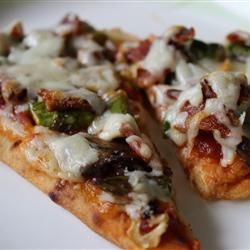... Flatbread on Pinterest   Cooking, Black bean tacos and Flatbread pizza