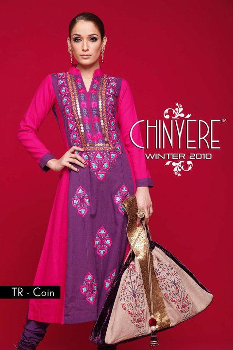 Chinyere...