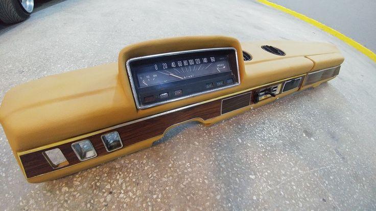 Lada 2101 Konsol & Console interior