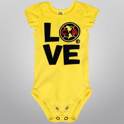 Body América Love Infantil - Tienda Oficial del América