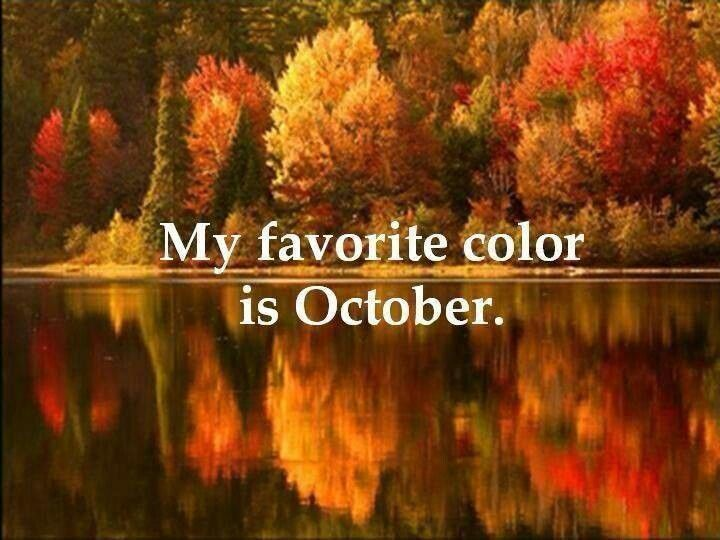 What is your favorite month and why?