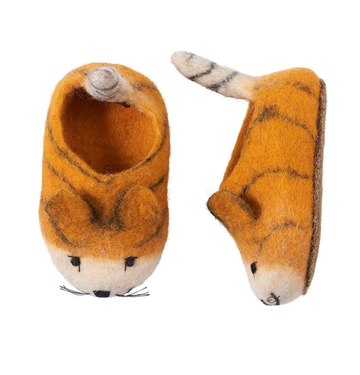 Kids slippers from Trade Aid $39.99
