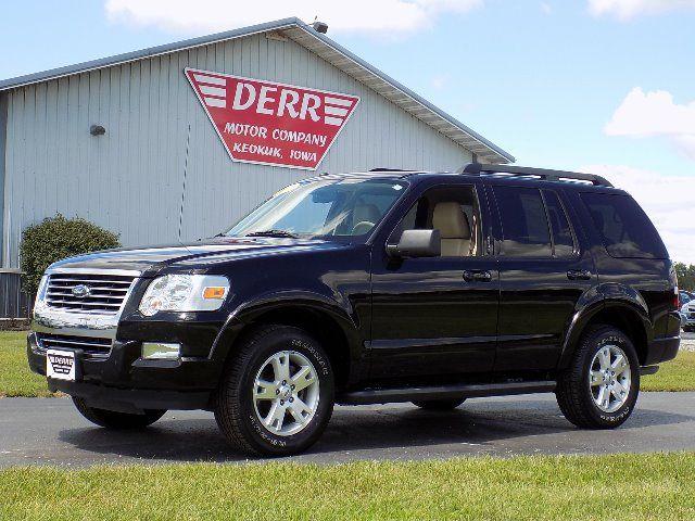 2010 Ford Explorer XLT 4x4  111,000 Miles $11,500