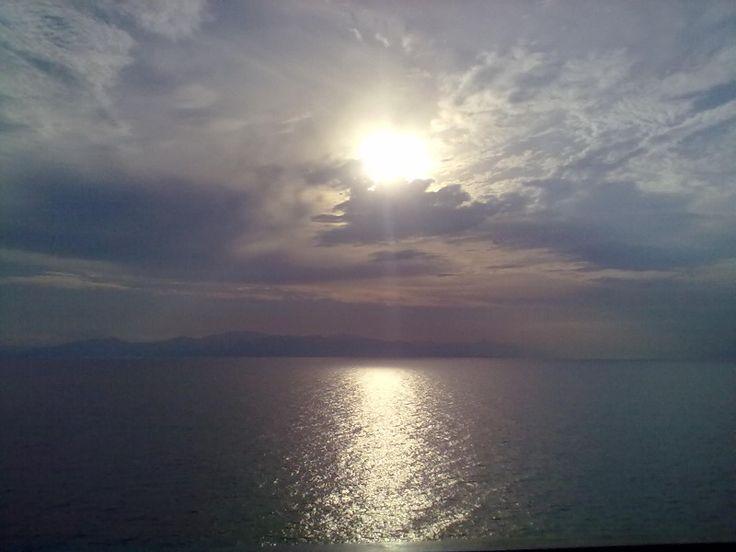 SEA OF SARDINIA!