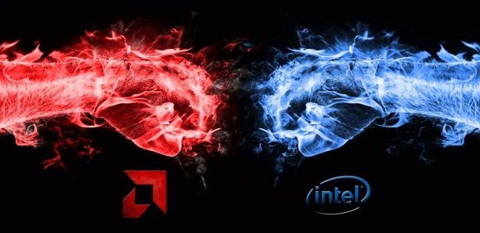 La guerra entre Intel y AMD se recrudece: Los AMD EPYC en el ojo del huracán
