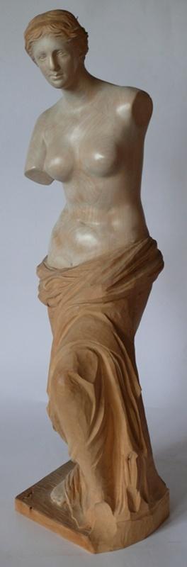 Die besten 25+ Venus von milo Ideen auf Pinterest Geflügelter - designer holzmobel skulptur