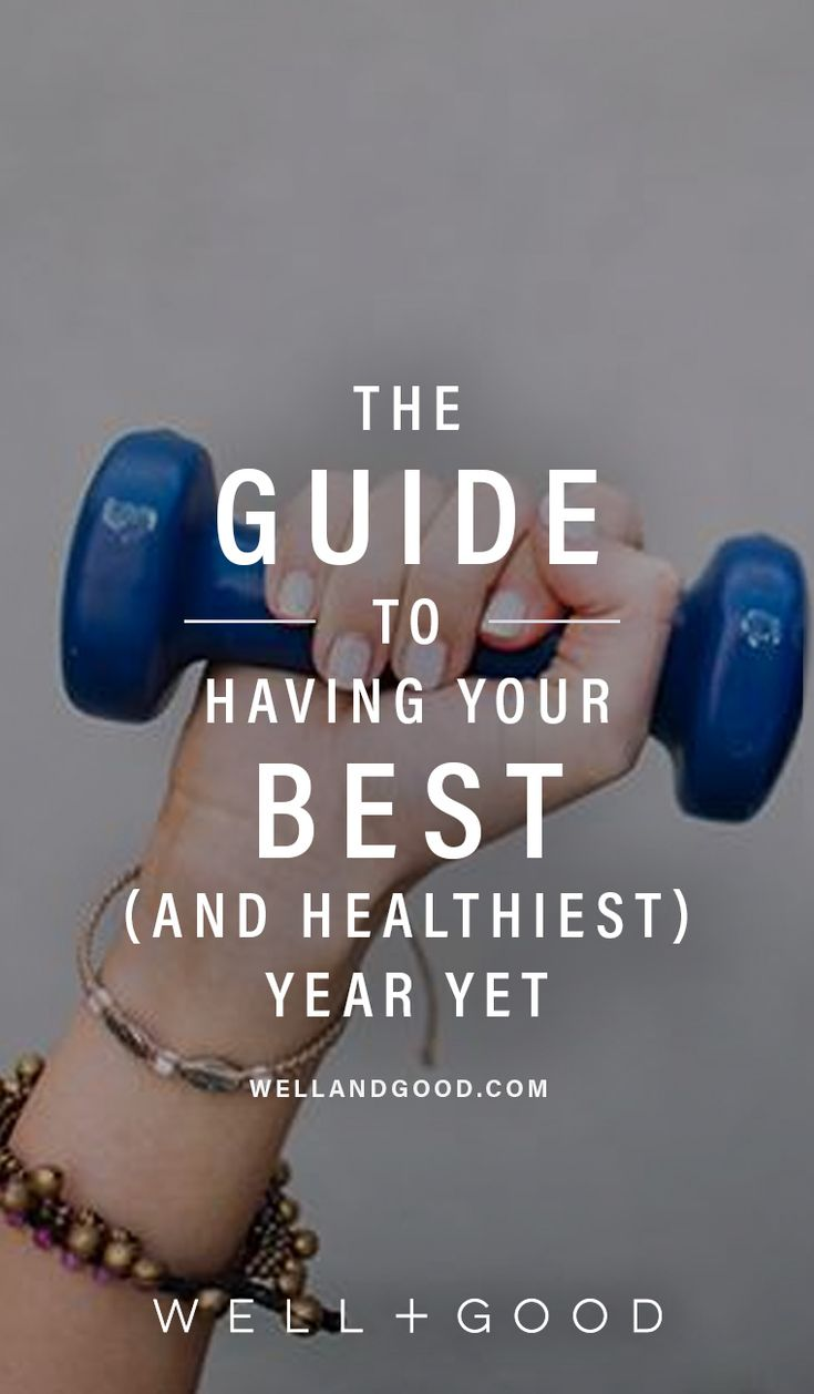 Best healthy New year advice from wellness experts.