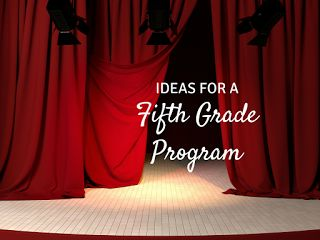 """Ideas for a Fifth Grade Program: includes ideas for the basing a musical off the multicultural book """"Wangari's trees of peace"""""""