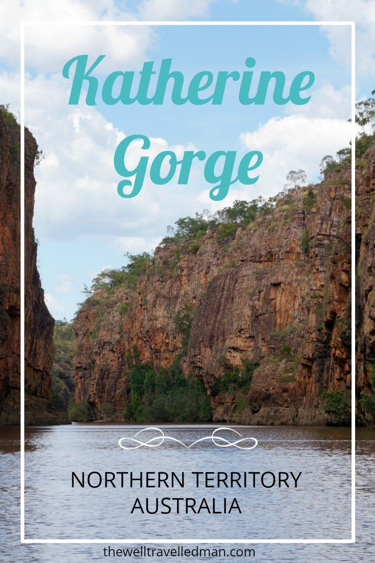 To read more about this amazing day trip, visit https://thewelltravelledman.com/2016/06/04/katherine-gorge-day-trip-from-darwin-australia/