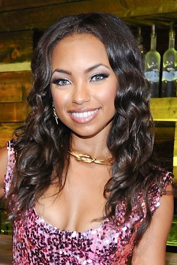 Logan Browning from Meet The Browns and the Bratz Movie! One of our favorite Barbizon graduates :)