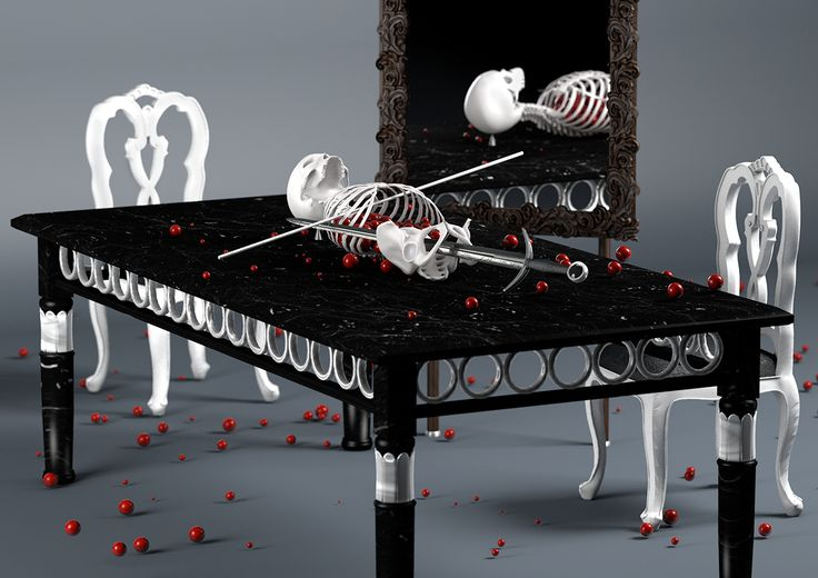 skeleton 3d