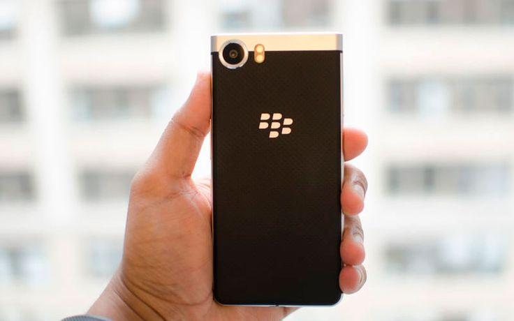 BlackBerry KeyOne – Обзор смартфона с удобной и функциональной клавиатурой