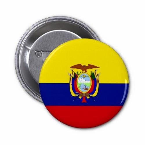 Ecuador Flag 2 Inch Round Button http://www.zazzle.com/ecuador_flag_2_inch_round_button-145299835095438251?rf=238756979555966366&tc=PtMPrssLaEcuador Ecuador Flag. Great Quality Ecuador Flag. We have other Ecuador gift products, Ecuador shirts with both front and back prints,  Ecuador mugs,  Ecuador cards and much more for  Ecuador