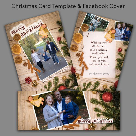 Photoshop Christmas Card Template Facebook Timeline Cover Template For Photographer Christmas Card Template Photoshop Christmas Card Template Christmas Cards