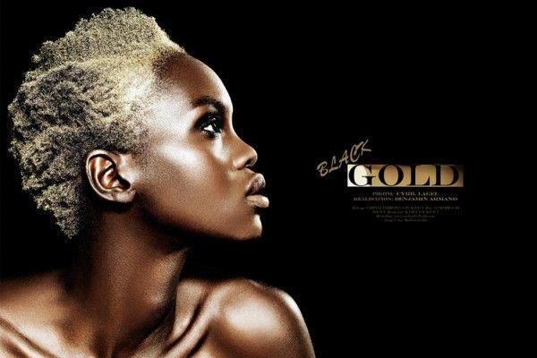 Cyril Lagel, Black Gold