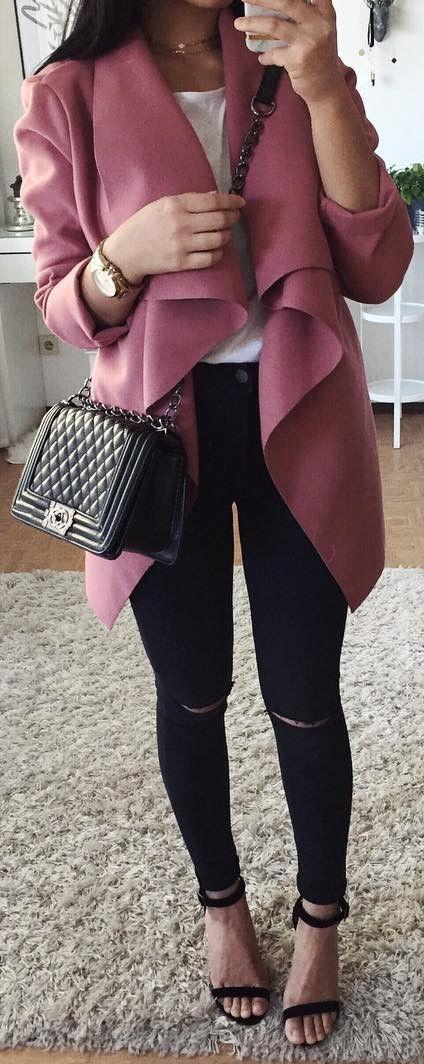 pink coat passion