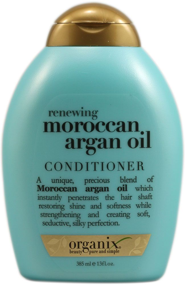 Argan oil conditioner with moroccan oil