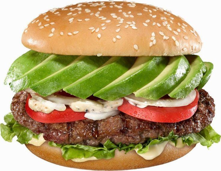 Food Science Japan: Burger King Freah Avocado Whopper