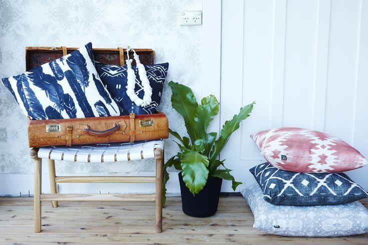 Get to know: Aussie textile designer & Designbx Interior Designer Grace Garrett