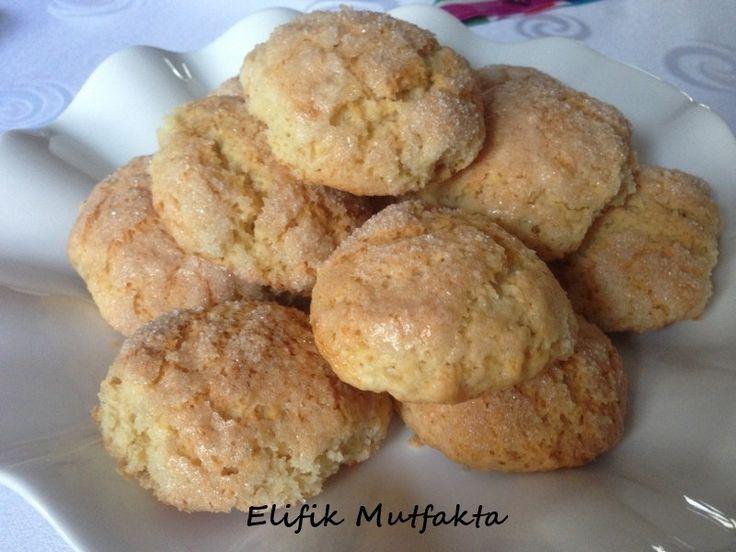 Anne Kurabiyesi | Elifik Mutfakta