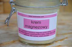 Przepis na krem magnezowy - kosmetyk, dzięki któremu uzupełnisz braki magnezu. Skuteczny przy bólu mięśni, kręgosłupa, stawów. Zastępuje dezodorant.