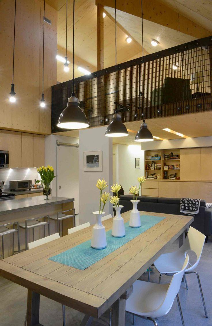 Moore Studio / Omar Gandhi Architects – nowoczesna STODOŁA | wnętrza & DESIGN | projekty DOMÓW | dom STODOŁA