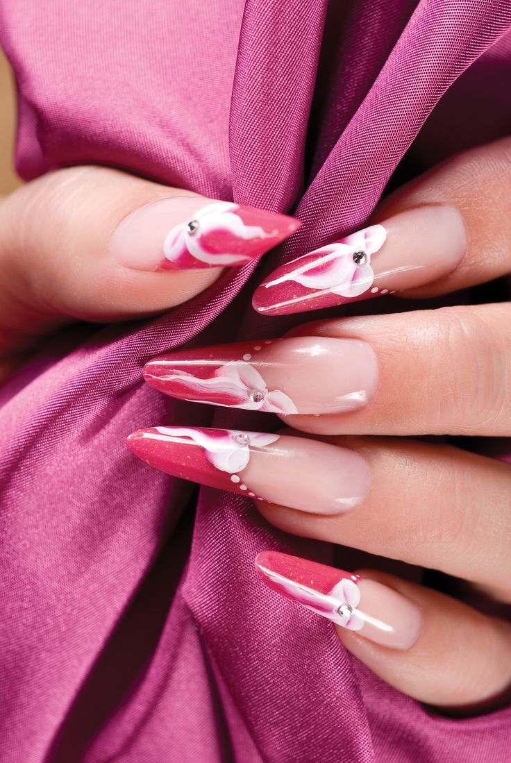 205 best images about nageldesign crystalnails for Nailart muster
