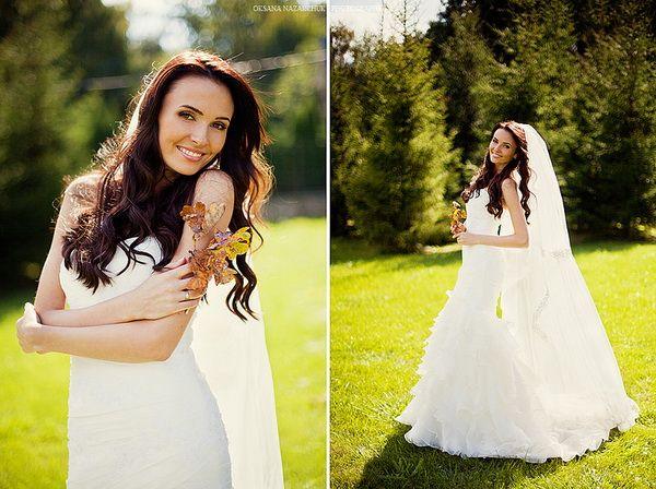 свадебный образ невесты #wedding #bride #style