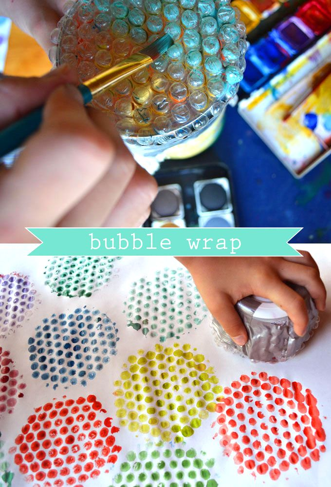 Reusing Bubble Wrap | ecogreenlove
