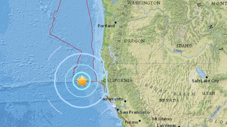 #Sismo sacude costa del norte de #California | CNNEspañol.com