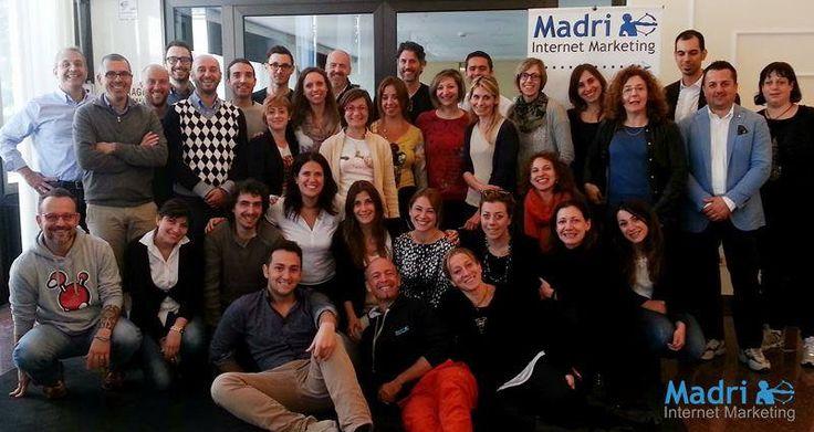 Corso di Web Marketing Operativo di Madri Internet Marketing, 22-23 maggio 2014, Milano
