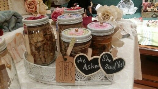 Food jar gifts @gifts by Zy