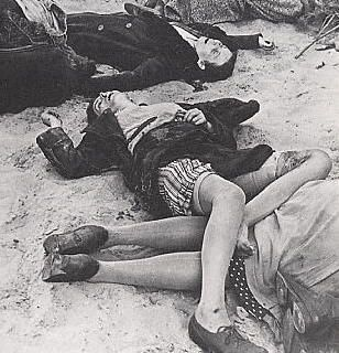 Als die siegreichen sowjetischen Truppen und die sie begleitenden polnischen Verbände auf die ostdeutsche Zivilbevölkerung trafen, kam es zu Ausschreitungen, die für die davon betroffenen Menschen alles bis dahin Erlebte in den Schatten stellten. Raub, Plünderung, Brandstiftungen, Mißhandlungen, massenhafte Vergewaltigung von Frauen und Mädchen und die willkürliche Tötung von Unschuldigen sind in einem solchen Ausmaß begangen worden, daß in der Erinnerung vieler Flüchtlinge und Vertriebener…