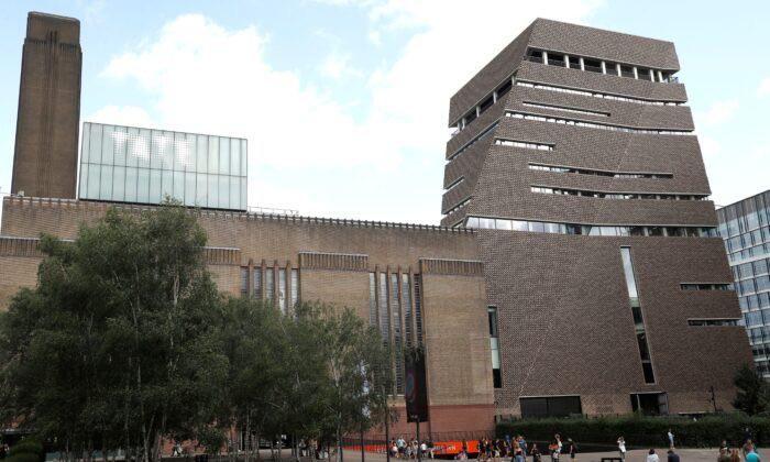 Tate Modern Art Gallery In London In 2020 London Art Gallery London Art Galleries In London