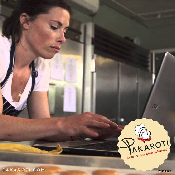Manfaatkan website dan sosial media sebagai alat marketing anda untuk menjual roti, eksplorasi keunikan produk roti dan brand anda dan gunakan hal tersebut untuk menarik minat para penikmat roti #BakersPreneur