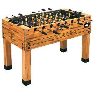 imperial premier butcher block foosball table sports amp outdoors tables popscreen