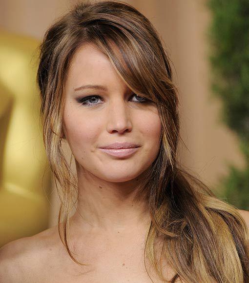 jennifer lawrence brunette   20 Mejores looks de Jennifer Lawrence.
