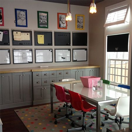 организованное пространство для детей области исследования