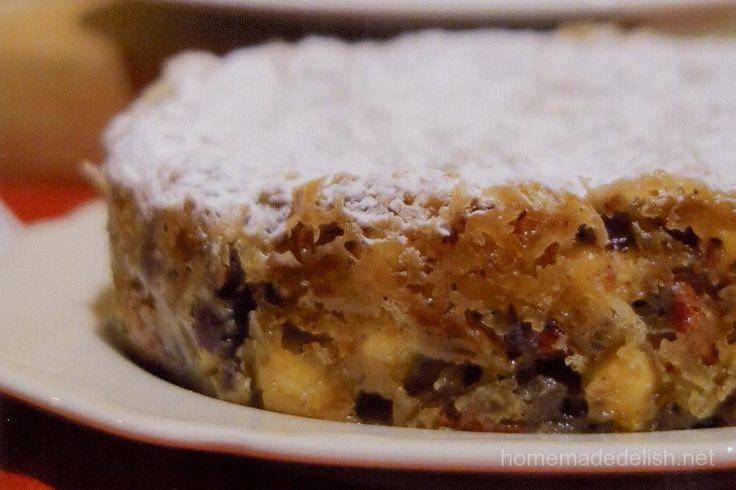 パンフォルテ(Panforte)はイタリアのシエナ地方の伝統菓子。ヘーゼルナッツとアーモンド、糖蜜がベースのシナモンやクローブなどのスパイスが入った甘いお菓子です。あめのようなヌガーのような、トローネとも少し違うタイプ。このお菓子、大好きなんですが、どうも家族には不人気で人を選びます :|   イタリアのシエナ イタリアに行った際、このためにトスカーナ州シエナまで足を運びました。遠い道のりをバスに揺られながら着いた先は、素敵な町並み。    シエナの大聖堂はとても華やかで美しく印象に残っています。    ルッカにあるパスティッチェリアで食べたパンフォルテはペースト状になったオレンジの砂糖漬けが入っていておいしかったです。        ...
