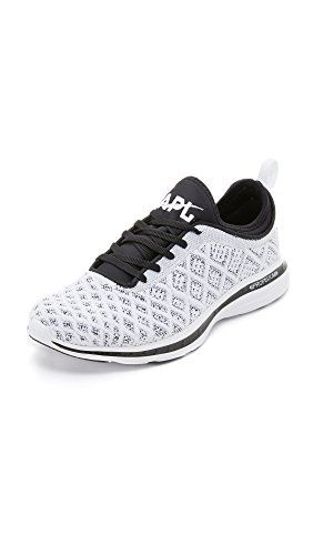 APL Athletic Propulsion Labs Womens Techloom Phantom Sneakers WhiteBlack 10  BM US *** You