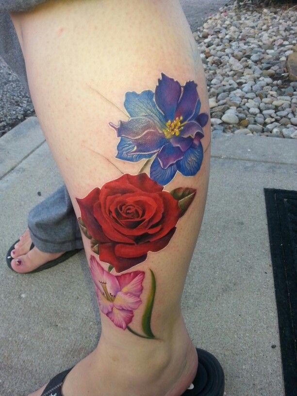 April rose flower-7953