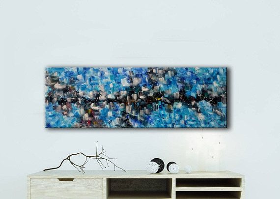 Hey, I found this really awesome Etsy listing at https://www.etsy.com/listing/516810890/summer-mood-abstract-paintinglarge