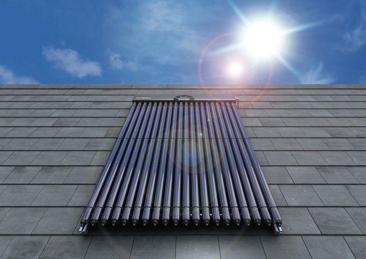 A vákuumcsöves napkollektorok részletes bemutatása